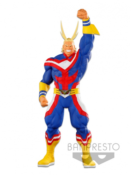 My Hero Academia Super Master Stars Piece The All Might (The Anime)