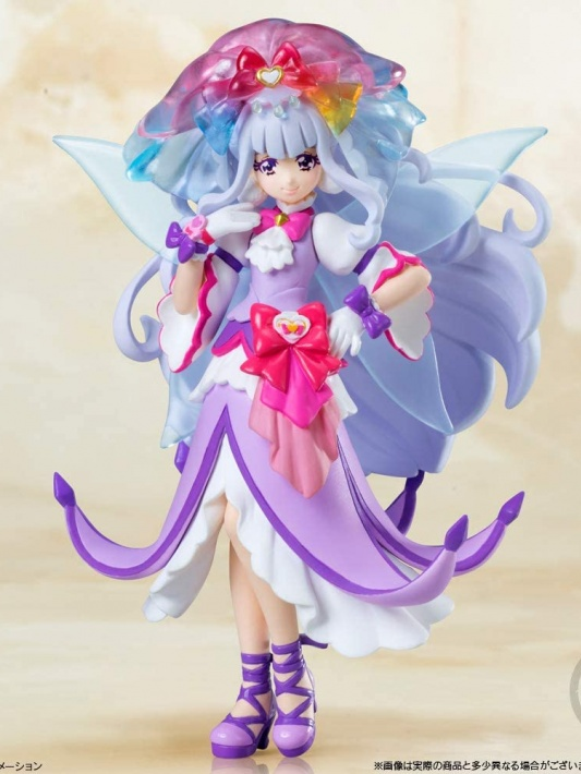 HUGtto! Pretty Cure Cuty Figure 4 Special Cure Amour